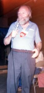 Frank Herbert nel 1978