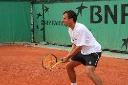 Dominik Hrbaty al Roland Garros 2006