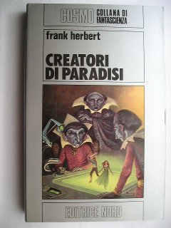 Creatori di paradisi di Frank Herbert