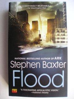 Flood. Diluvio di Stephen Baxter (edizione americana)