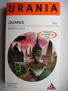 Lazarus di Alberto Cola