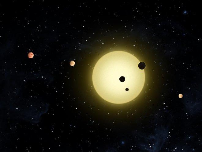 Il sistema stellare Kepler-11