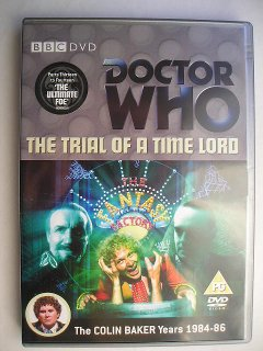 Doctor Who - The Trial of A Time Lord - The Ultimate Foe