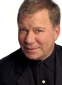 William Shatner nel 2005