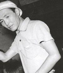 Ishiro Honda nel 1954