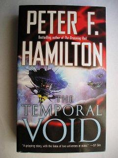 Il tempo del Vuoto di Peter F. Hamilton (edizione americana)