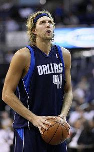 Dirk Nowitzki è stato nominato MVP delle finali NBA 2011