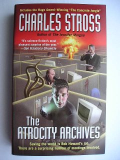 The Atrocity Archives di Charles Stross