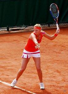 Petra Kvitova al Roland Garros 2011