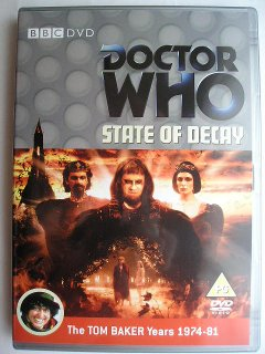 Doctor Who - The E-Space Trilogy - State Of Decay