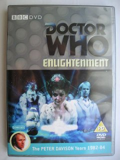 Doctor Who - The Black Guardian Trilogy - Enlightenment