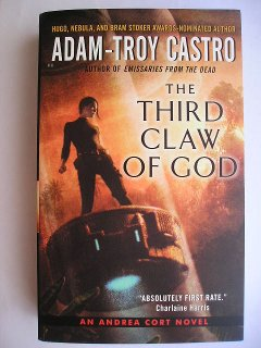 The Third Claw of God di Adam-Troy Castro