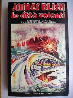 Le città volanti di James Blish