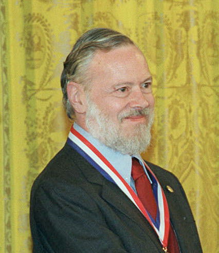 Dennis Ritchie riceve la National Medal of Technology