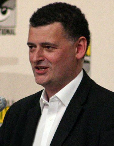 Steven Moffat al Comic Con 2008