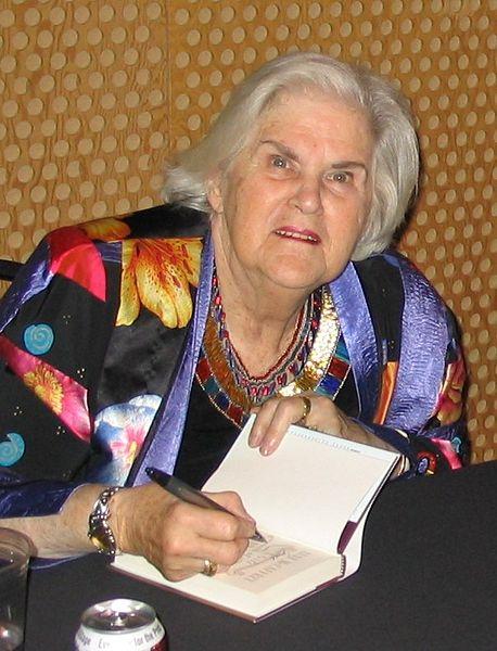 Anne McCaffrey nel 2005