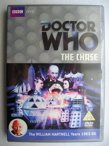 Doctor Who - The Chase