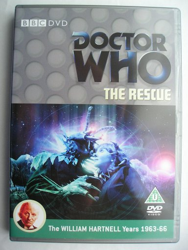 Doctor Who - The Rescue