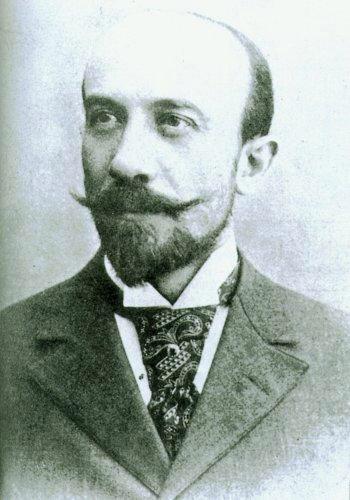 George Méliès nel 1890 circa
