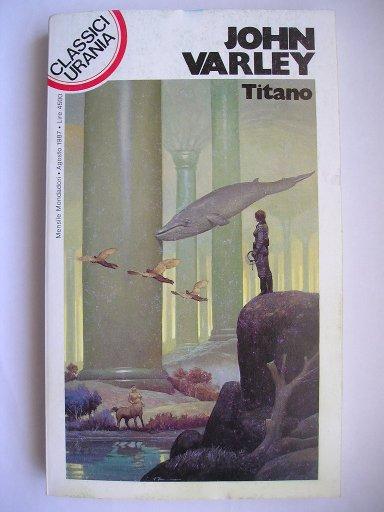 Titano di John Varley