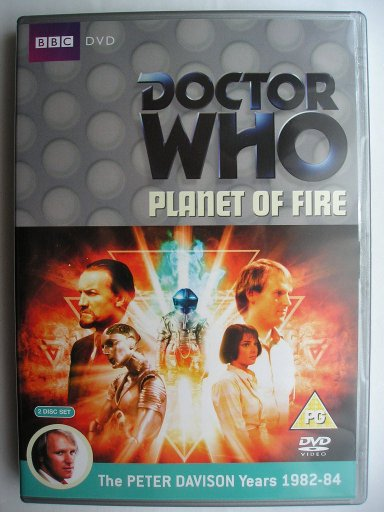 Doctor Who - Planet of Fire
