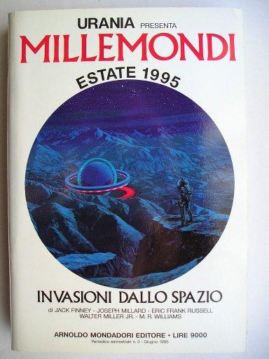 Millemondi estate 1995 contenente Gli invasati, conosciuto anche come L'invasione degli ultracorpi, di Jack Finney