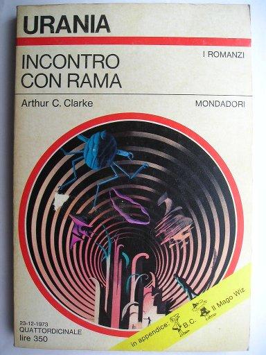 Incontro con Rama di Arthur C. Clarke
