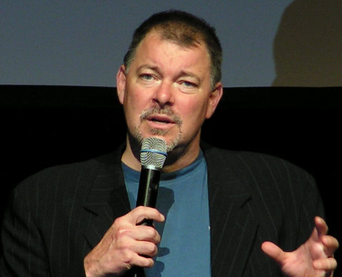 Jonathan Frakes alla convention Galileo 7.9 in Germania nel 2005