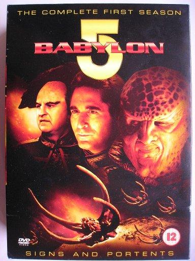 Michael O'Hare nella prima stagione di Babylon 5