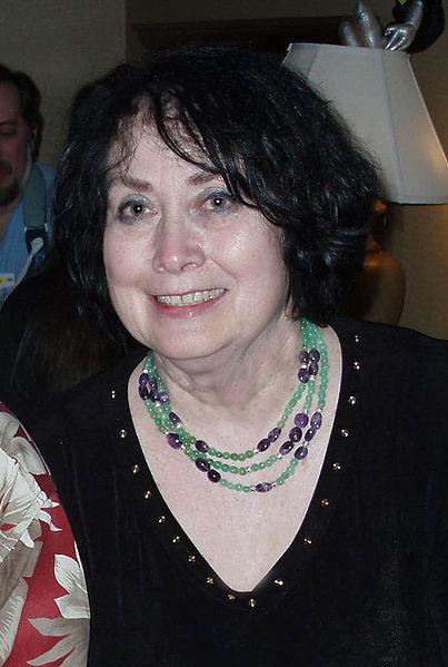 C.J. Cherryh il 14 aprile 2006 alla NorWesCon a Seattle