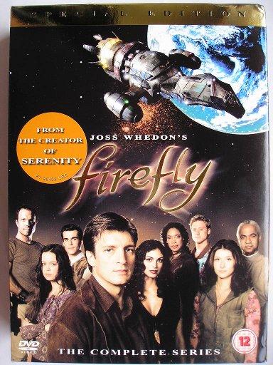 La serie televisiva Firefly