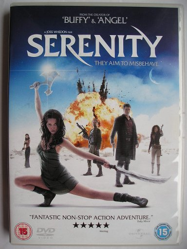 Il film Serenity