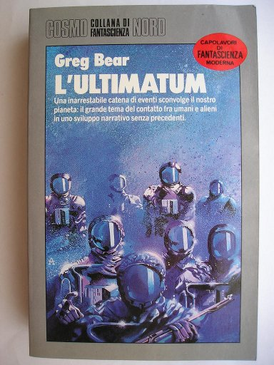 L'ultimatum di Greg Bear
