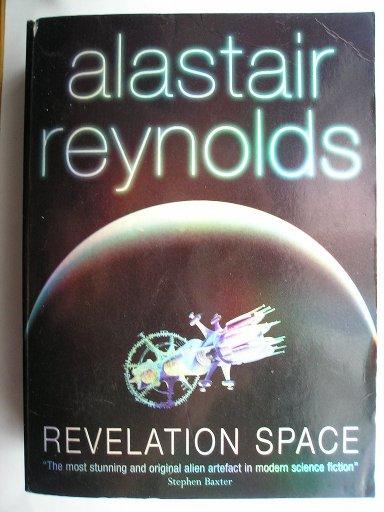Rivelazione di Alastair Reynolds (edizione inglese)