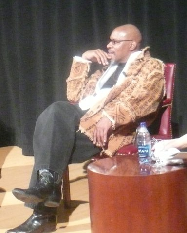Avery Brooks alla Star Trek/Race conference nel 2009