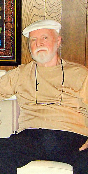 Richard Matheson nel 2008