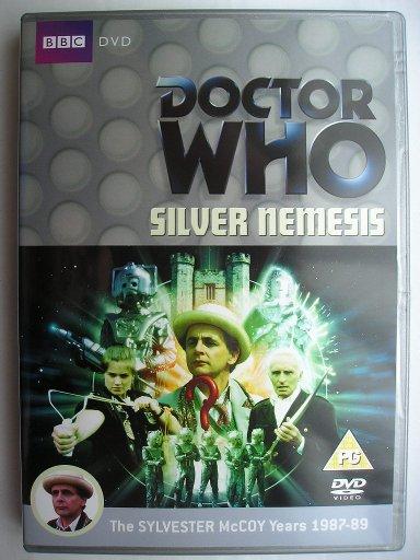 Doctor Who - Silver Nemesis