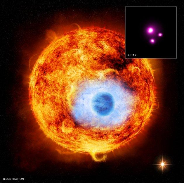 Il pianeta blu hd 189733b il primo ad essere stato for Hd esterno non rilevato