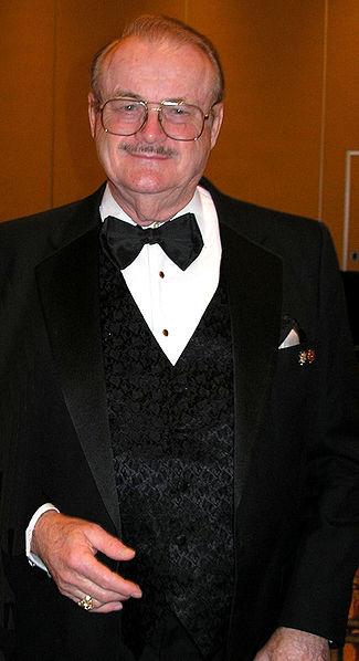 Jerry Pournelle nel 2005