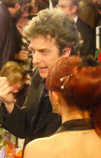Peter Capaldi nel 2008