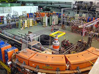 Il Low Energy Ion Ring (LEIR) al CERN