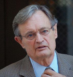 David McCallum nel 2012
