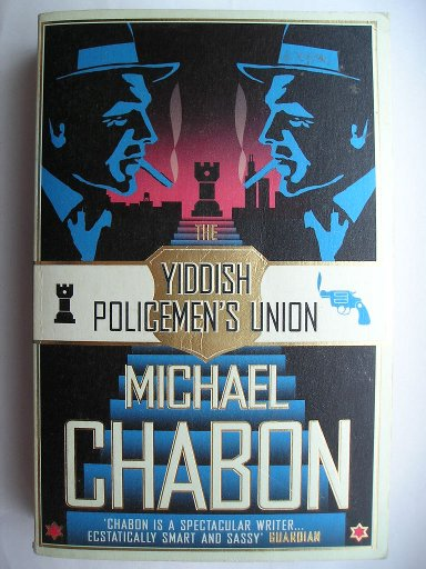Il sindacato dei poliziotti yiddish di Michael Chabon (edizione britannica)