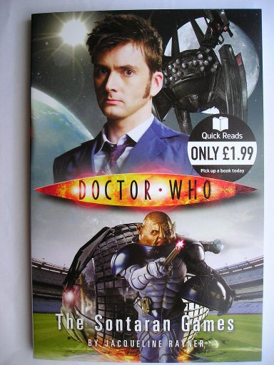 Doctor Who - The Sontaran Games