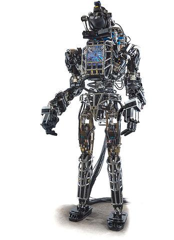 Il robot Atlas di Boston Dynamics