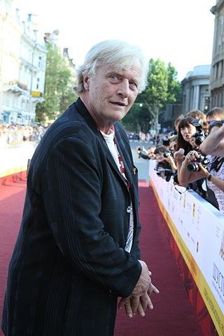 Rutger Hauer all'Odessa International Film Festival del 2010