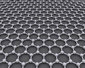 Struttura molecolare del grafene
