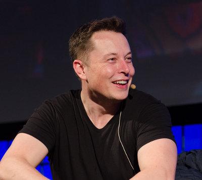 Elon Musk nel 2013