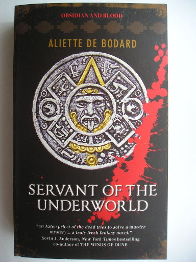 Servant Of The Underworld di Aliette de Bodard