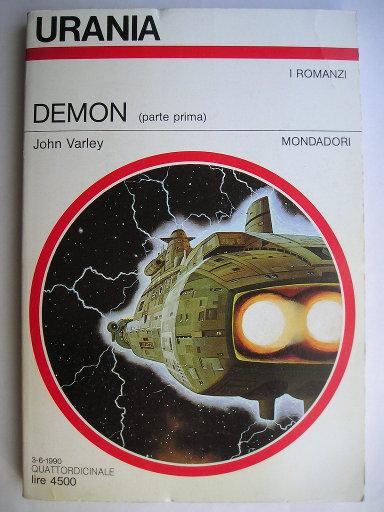 Demon di John Varley